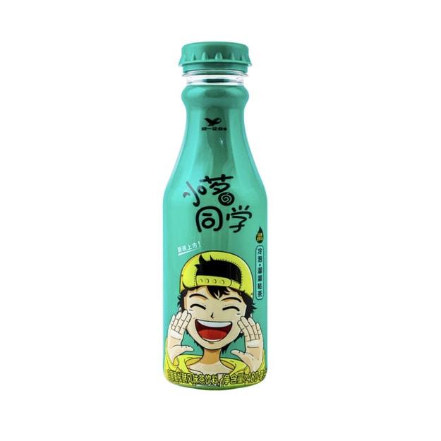 商品详情 - 台湾统一 小茗同学 冷泡溜溜哒茶 480ml - image  0