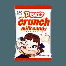 FUJIYA Crunch Milk Candy 51.2g