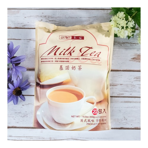 GINO Milk Tea 22 Bags 440g