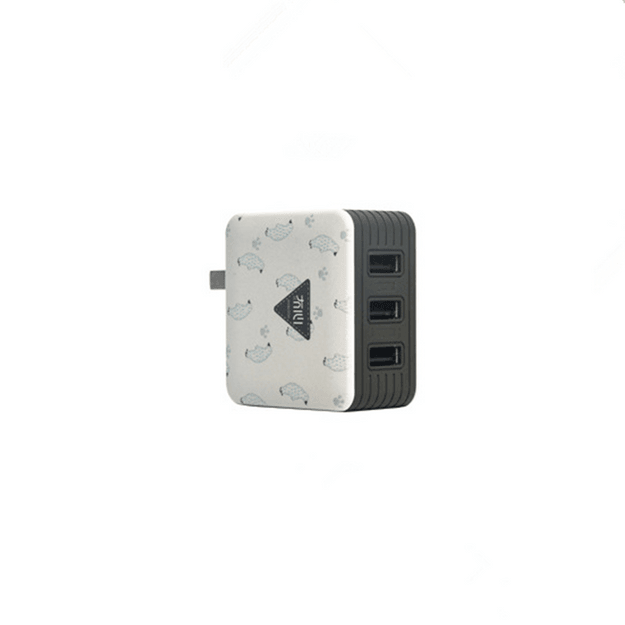 Product Detail - MAOXIN 3U Story Series Three-port Phone Charger Adapter - image 0