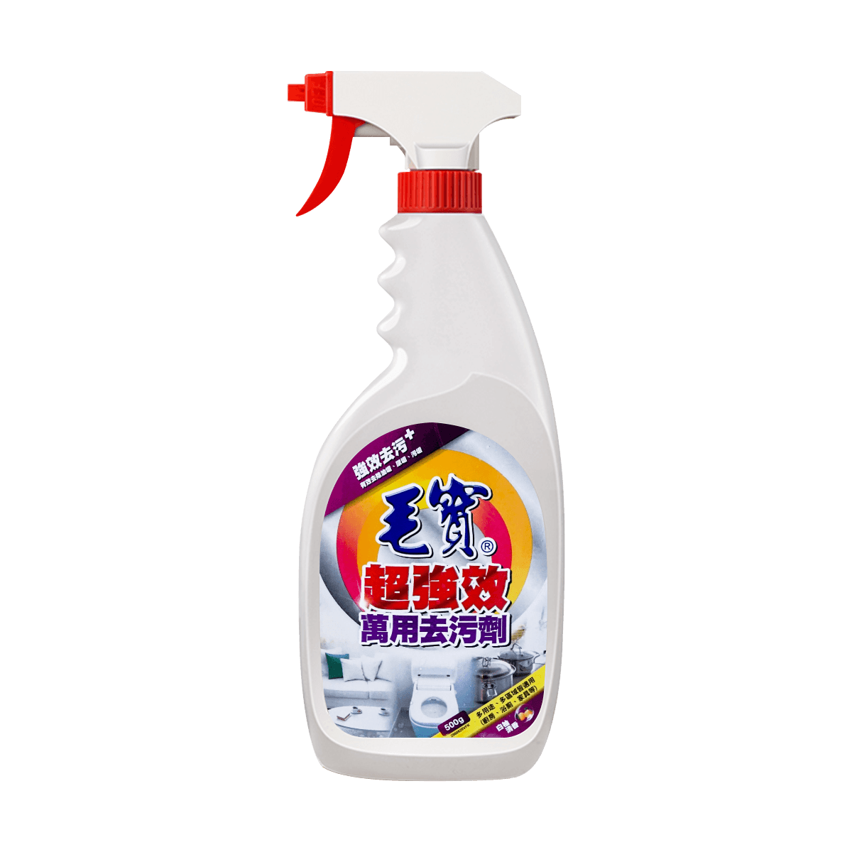 Yamibuy.com:Customer reviews:Maobao Extra Strength All-Purpose Cleaner 500g