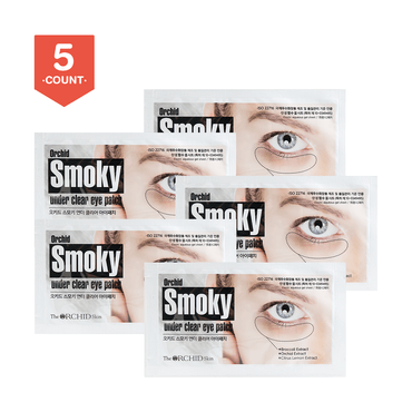 THE ORCHID Smoky Under Youth Eye Patch 5PCS