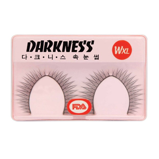 Product Detail - DARKNESS False Eyelashes #WXL 2Pair In 1Box - image 0