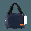 Solid Color Lunch Bag, Blue