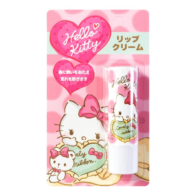 Product Detail - Hello Kitty Ribbon Lip Cream -Dot - image 0