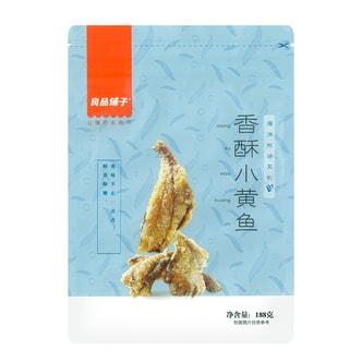 BESTORE Crispy Small Yellow Fish 188g