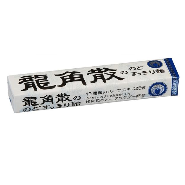商品详情 - 【日本直邮】 日本龙角散RYUKAKUSAN 止咳化痰润喉喉糖 薄荷味 42g - image  0