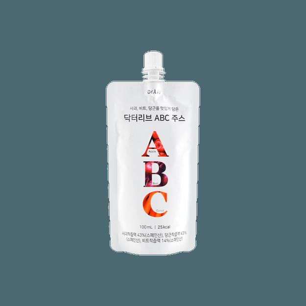 商品详情 - 韩国DR.LIV ABC 无添加 蔬果汁 100ml - image  0