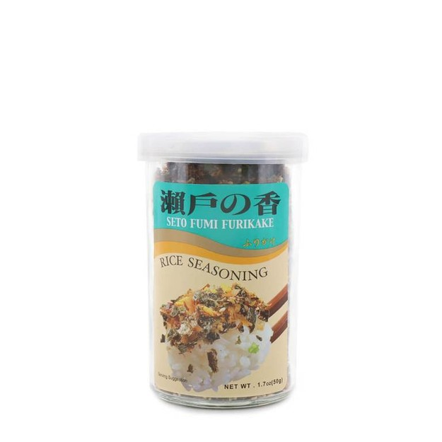 商品详情 - 日本AJISHIMA 日式海苔碎拌饭调料 50g - image  0