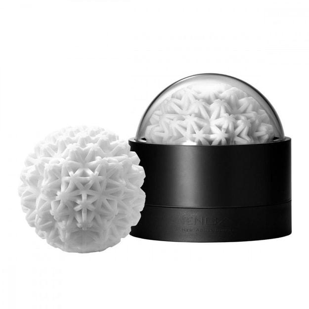 商品详情 - 日本 TENGA GEO自慰蛋3D球锻炼神器 #珊瑚球 - image  0