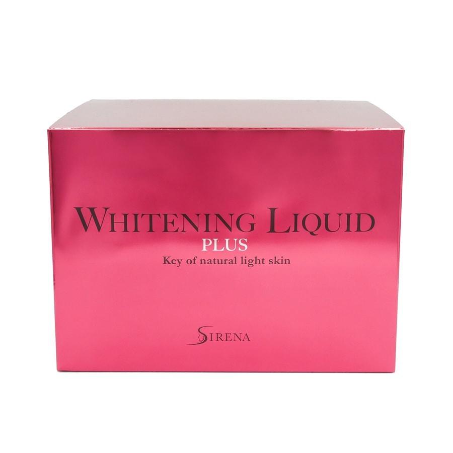 HANAYUKI Whitening Liquid Plus 20ml*30