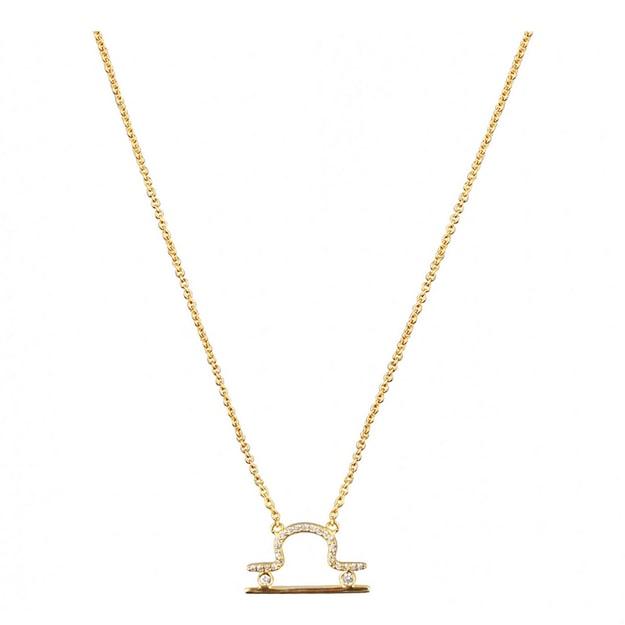 Product Detail - DE YEEN Libra Necklace 1pc - image 0