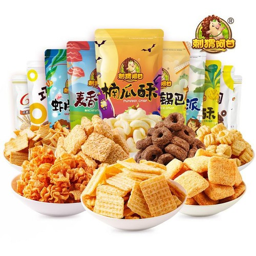 CIWEIAGAN snacks package 715g