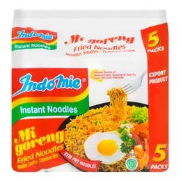 INDOMIE Mi Goreng Fried Noodles 5pc 425g