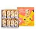 【日本直邮】全美首发 日美同步 日本东京香蕉 2020年12月10日最新发售 东京香蕉皮卡丘联名限定乳酸菌香蕉蛋糕 8个装