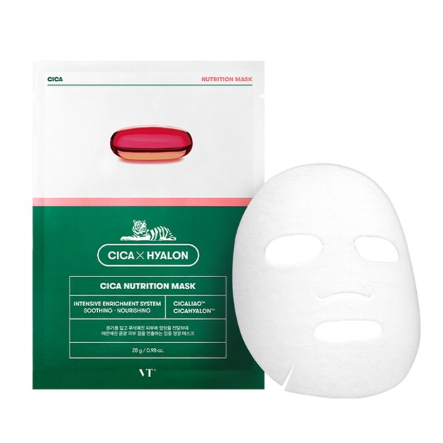 Product Detail - VT COSMETIC Nutrition Mask 1pcs - image 0