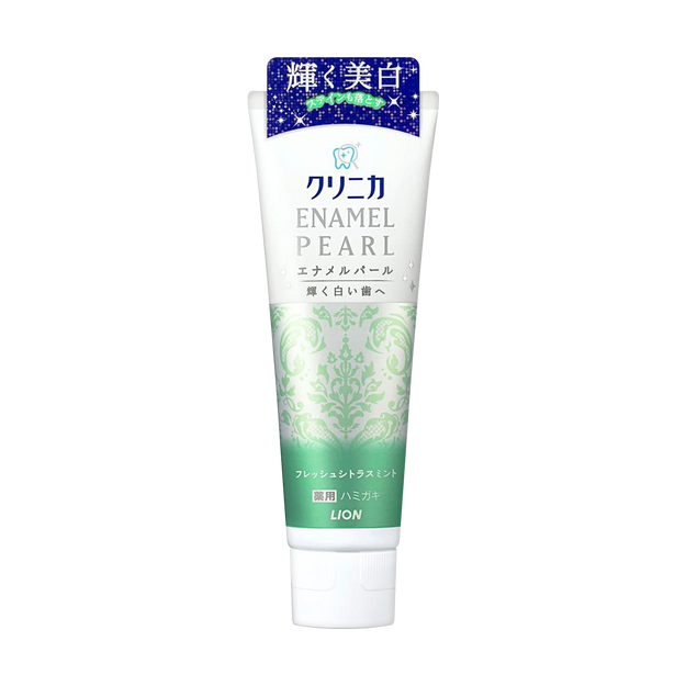 Product Detail - Enamel Pearl White Citrus Mint Toothpaste 143g - image  0
