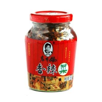 老干妈 香辣菜 188g 中国驰名品牌