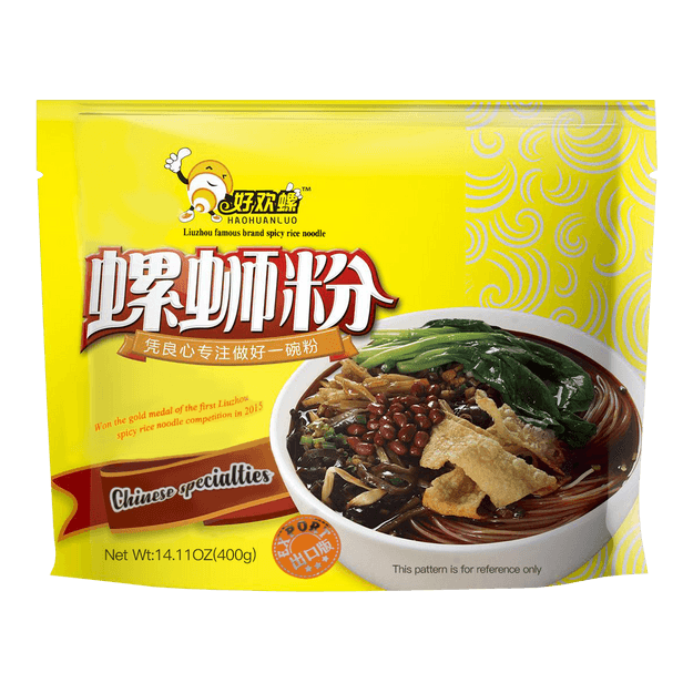 Product Detail - HAOHUANLUO Instant Spicy Rice Noodle 400g - image 0