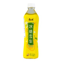 MASTER KONG  Crystal Sugar Pear Drink 500ml