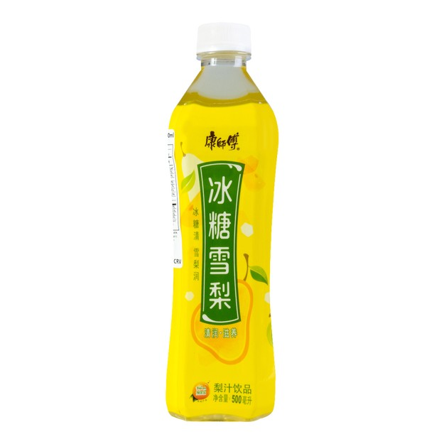 Product Detail - MASTER KONG  Crystal Sugar Pear Drink 500ml - image 0
