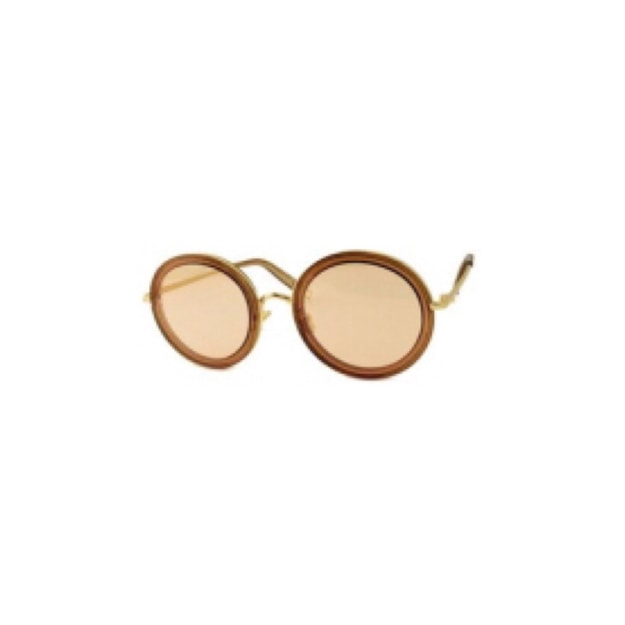 Product Detail - RETRO POP Fashion Sunglasses 7390 Brown Frame/Brown Lens - image 0