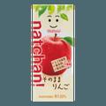 日本SUNTORY三得利 苹果果汁 纸盒装 250g