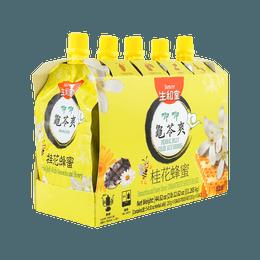 生和堂 唧唧龟苓爽 桂花蜂蜜味 5袋入 1265g