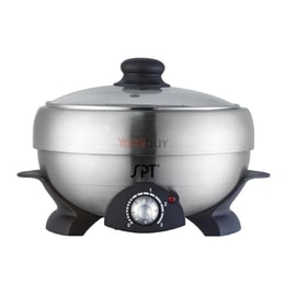 SUNPENTOWN Shabu and BBQ Cooker SS-301