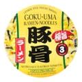 SHIRAKIKU Goku-Uma Ramen Noodle Tonkotsu 83.3g