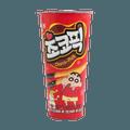 韩国HAITAI海太 双色桶巧克力脆棒 45g 包装随机发
