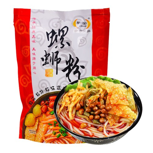 LIUQUAN Instant Spicy Rice Noodle 300g