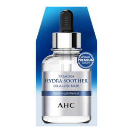 A.H.C Premium Hydra Soother Cellulose Mask 5sheet