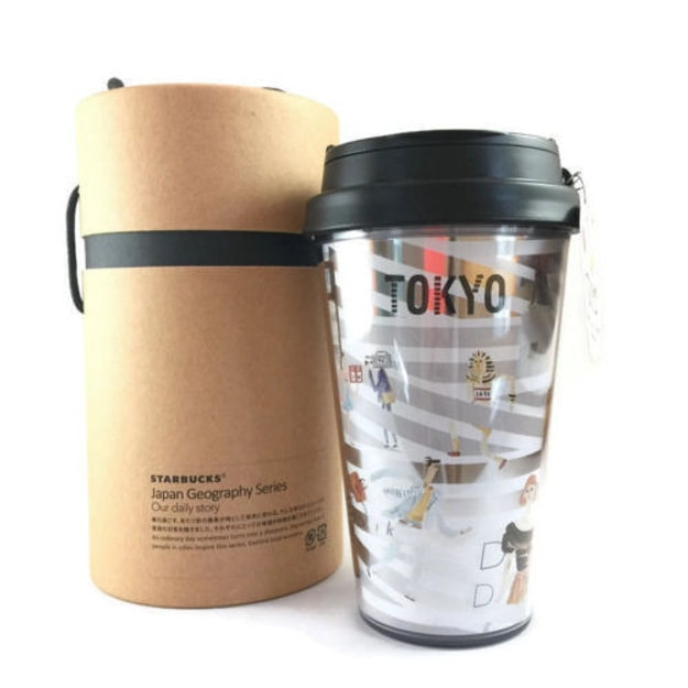 STARBUCKS JAPAN New Geography Series TOKYO Tumbler 355ml