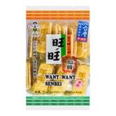 WANT WANT Senbei Rice Crackers 112g