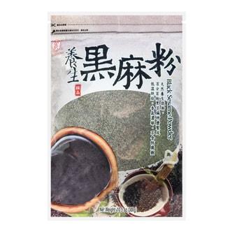 台湾林生记 养生黑麻粉 300g