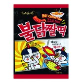 SAMYANG Snack Hot Chicken Flavor 120g