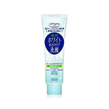 KOSE Softymo Cleansing Foam 190g