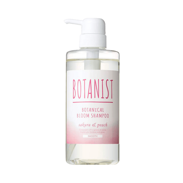 Product Detail - BOTANIST Bloom Shampoo Smooth 490 ml - image 0