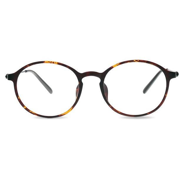 Product Detail - DUALENS Digital Protection Eyeglasses: Tortoise (DL71001 C2) - Lens Included - image 0