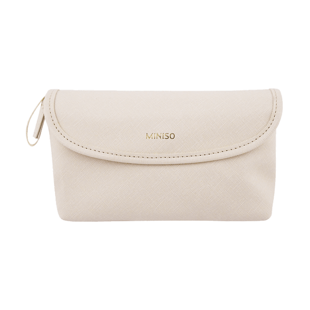 Product Detail - Miniso Multi-functional Cosmetic Bag (Cream) - image 0