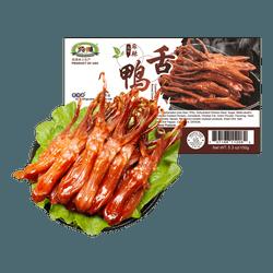 纯味 麻辣口味 鸭舌 150g USDA认证