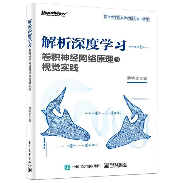 Product Detail - 解析深度学习:卷积神经网络原理与视觉实践 - image 0