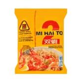 达辉 双虾方便面 虾肉味 85g
