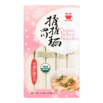 WEI CHUAN  Organic SIchuan Noodle 907g