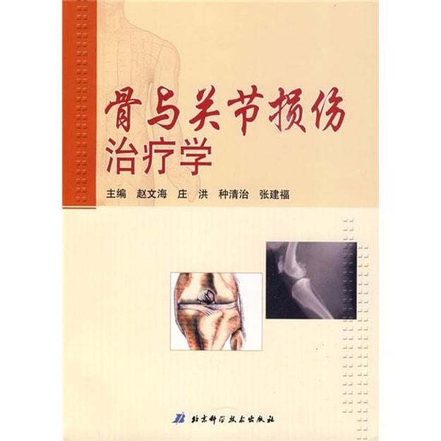 Product Detail - 骨与关节损伤治疗学 - image 0