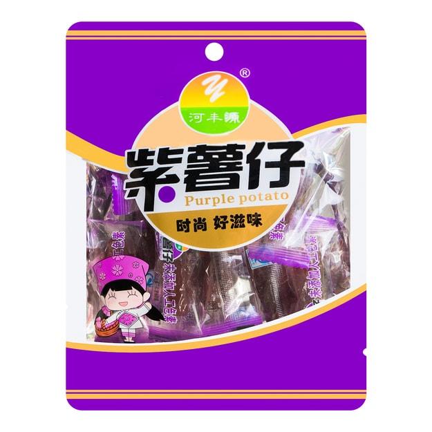 商品详情 - 河丰源 紫薯仔 未添加人工色素 150g - image  0