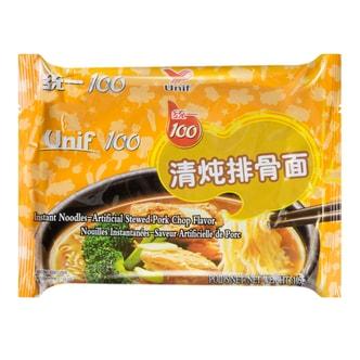 UNIF 100 Pork Chop Flavor Instant Noodles 105g