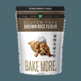 家乡味 绿色有机糙米面粉 454g USDA认证 可做杯子蛋糕以及派