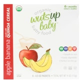 WUTSUPBABY Apple & Banana Quinoa Cereal 113g